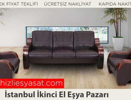 İstanbul İkinci El Eşya Pazarı