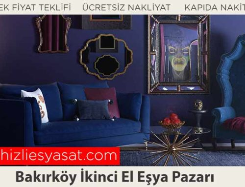 Bakırköy İkinci El Eşya Pazarı